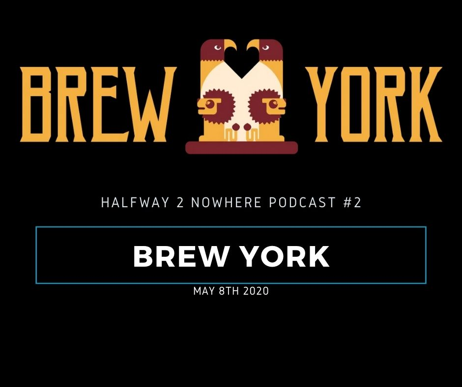 Beer and Coffee Podcast. Brew York.